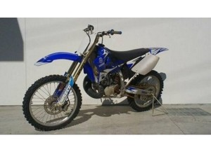 2006 YAMAHA YZ250W / YZ250W1 SERVICE REPAIR MANUAL
