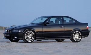 BMW 3 SERIES (E36) M3, 318i, 323i, 325i, 328i Sedan, coupe and Convertible Service Manual 1992-1998