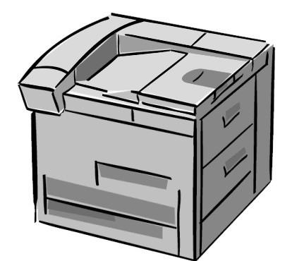 HP LaserJet 8000, 8000 N, 8000 DN, HP LaserJet Mopier 240 Printers Service Repair Manual