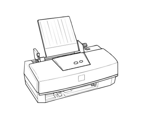 Epson Stylus Color 300 Terminal Printer Service Repair Manual