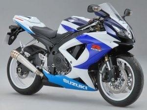 SUZUKI GSX-R600 MOTORCYCLE SERVICE REPAIR MANUAL 2008-2009 DOWNLOAD