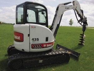 BOBCAT 435 COMPACT EXCAVATOR SERVICE REPAIR MANUAL (S/N: AACB11001 & Above, S/N: AACD11001 & Above)
