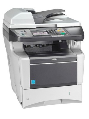 Kyocera FS-3540MFP / FS-3640MFP Multifunction Printer Service Repair Manual + Parts List