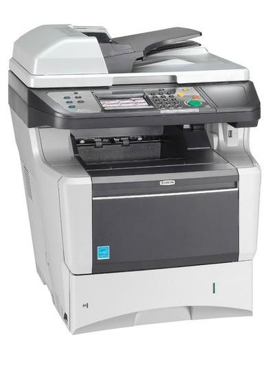 Kyocera FS-3540MFP / FS-3640MFP Multifunction Printer Service Repair Manual + Parts List