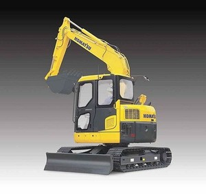 KOMATSU PC78US-8 HYDRAULIC EXCAVATOR SERVICE REPAIR MANUAL + OPERATION & MAINTENANCE MANUAL