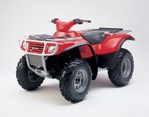 KAWASAKI PRAIRIE 650, KVF 650, PRAIRIE 650 4X4, KVF 650 4X4 ALL TERRAIN VEHICLE SERVICE MANUAL