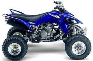 2003 YAMAHA YFZ450S ATV SERVICE REPAIR MANUAL