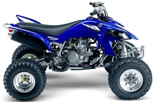 2003 YAMAHA YFZ450S ATV SERVICE REPAIR MANUAL