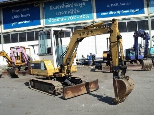 KOMATSU PC20-6, PC30-6, PC40-6 HYDRAULIC EXCAVATOR SERVICE REPAIR MANUAL