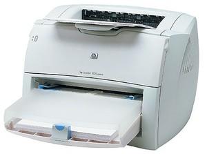 HP LaserJet 1200 series printer Service Repair Manual