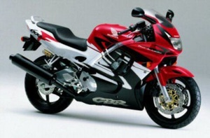HONDA CBR600F3 MOTORCYCLE SERVICE REPAIR MANUAL 1995-1998 DOWNLOAD