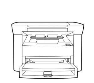 HP LaserJet M1120 MFP Series Service Repair Manual