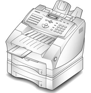 Samsung FACSIMILE SF-6900 Service Repair Manual
