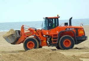 DOOSAN DL300 WHEEL LOADER SERVICE REPAIR MANUAL