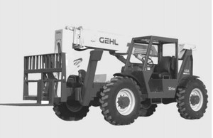 GEHL RS6 / RS8 Telescopic Handlers Parts Manual