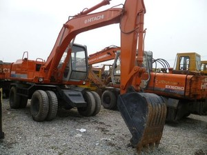 HITACHI EX160WD HYDRAULIC EXCAVATOR SERVICE REPAIR MANUAL