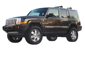 Jeep Commander XK Service Repair Manual 2006-2010 Download