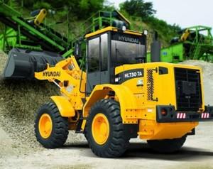 HYUNDAI HL730-7A, HL730TM-7A WHEEL LOADER SERVICE REPAIR MANUAL