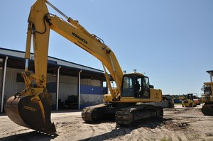 KOMATSU PC400LC-6LM, PC400HD-6LM HYDRAULIC EXCAVATOR SHOP MANUAL + OPERATION & MAINTENANCE MANUAL