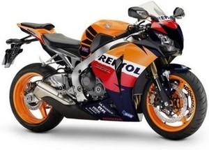 HONDA CBR1000RR MOTORCYCLE SERVICE REPAIR MANUAL 2008-2009 DOWNLOAD