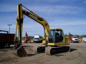 KOMATSU PC120-6 EXCEL HYDRAULIC EXCAVATOR SERVICE REPAIR MANUAL + OPERATION & MAINTENANCE MANUAL
