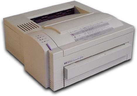 HP LaserJet 4L / 4ML(C2003A / C2015A),HP LaserJet 4P /4MP (C2005A / C2040A) Combined Service Manual