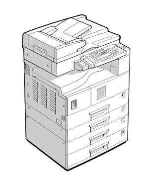 RICOH Aficio 1015, Aficio 1018, Aficio 1018D Service Repair Manual