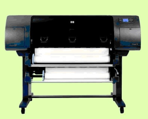 HP DesignJet 4500, 4520 Series Printer Service Repair Manual