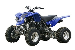 1997 YAMAHA BANSHEE YFZ350J / YFZ350K ATV SERVICE REPAIR MANUAL