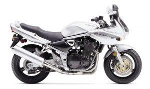 SUZUKI GSF1200 / GSF1200S MOTORCYCLE SERVICE REPAIR MANUAL 1996-1999 DOWNLOAD