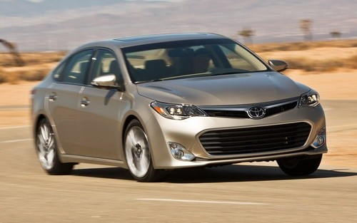 TOYOTA AVALON SERVICE REPAIR MANUAL 2001-2002 DOWNLOAD