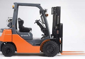 Toyota Forklift 5FG10, 5FG14, 5FG15, 5FG18, 5FG20, 5FG23, 5FG25, 5FG28 Series Service Repair Manual