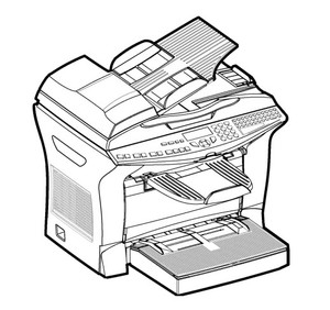 Fuji Xerox WorkCentre 220/222/228 Laser Printer Service Repair Manual
