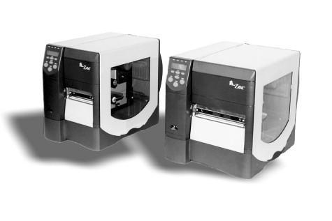 Zebra Z4M/Z6M Printer Service Repair Manual