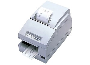 Epson TM-U675, TM-U675P (with autocutter) Multifunction Impact Printer Service Repair Manual