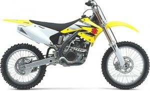 2004 SUZUKI RM250 SERVICE REPAIR MANUAL