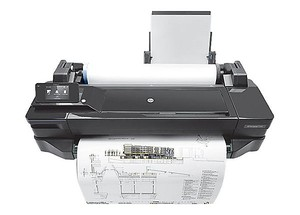 HP DESIGNJET T120/T520 ePrinter Series Service Repair Manual