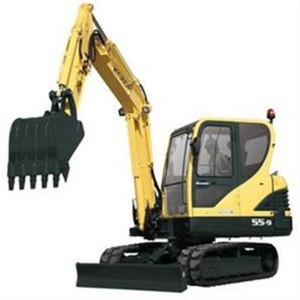 HYUNDAI R55-9 CRAWLER EXCAVATOR SERVICE REPAIR MANUAL
