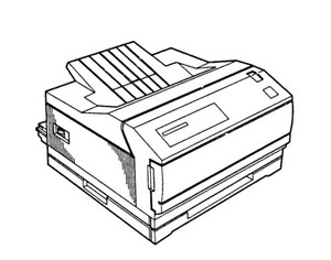 Epson EPL-9000 Terminal Printer Service Repair Manual