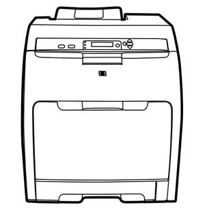 HP Color LaserJet 3000/3600/3800 Series printers Service Repair Manual