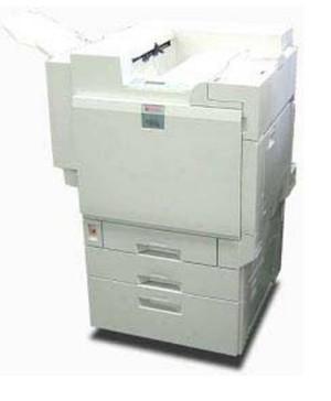 RICOH Aficio CL7200, Aficio CL7300 Service Repair Manual + Parts Catalog