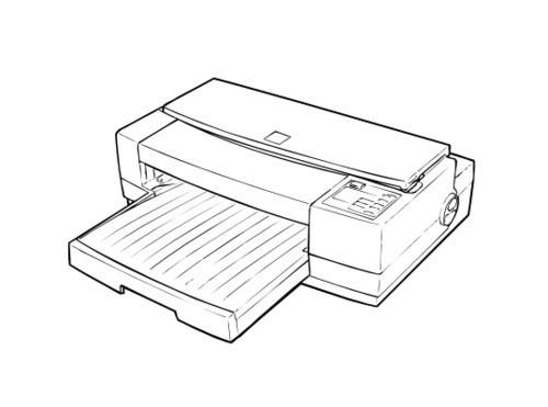 Epson Stylus Pro XL Color Inkjet Printer Service Repair Manual