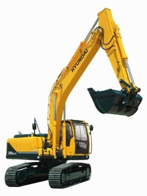 HYUNDAI R210NLC-9 CRAWLER EXCAVATOR SERVICE REPAIR MANUAL
