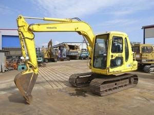 KOMATSU PC60-7 HYDRAULIC EXCAVATOR SERVICE REPAIR MANUAL + OPERATION & MAINTENANCE MANUAL