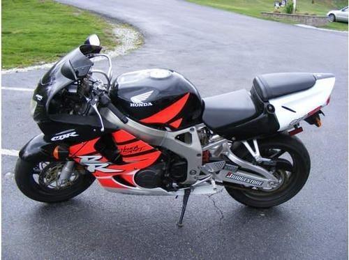 HONDA CBR900RR MOTORCYCLE SERVICE REPAIR MANUAL 2000-2002 DOWNLOAD