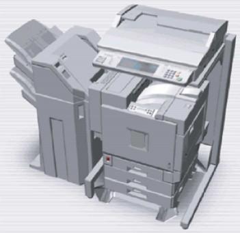 RICOH Aficio CL7000, Aficio CL7000 CMF Service Repair Manual + Parts Catalog