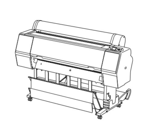 Epson Stylus Pro 7900 / 9900 / 7910 / 9910 Large Format Color Inkjet Printer Service Repair Manual