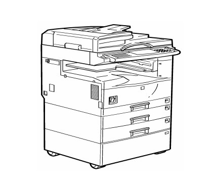 Ricoh aficio 1022 1027 b022 b027 parts catalog.