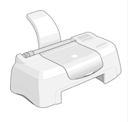 Epson Stylus Color 600 Color Inkjet Printer Service Repair Manual