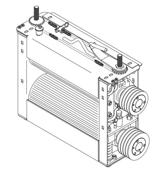 GEHL CP1005, CP1205 Crop Processor Parts Manual